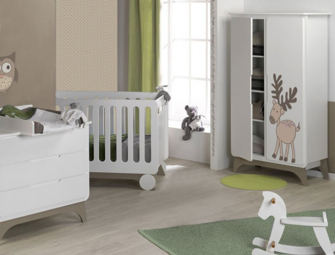 personnaliser une chambre d enfant. Black Bedroom Furniture Sets. Home Design Ideas